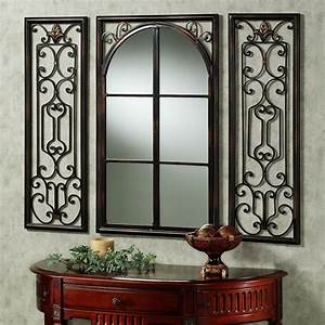 beautiful decorative wall mirrors decorative wall With wall mirror decor