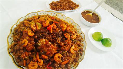 cuisine manioc thiébou dieune riz au poisson o 39 menu du jour