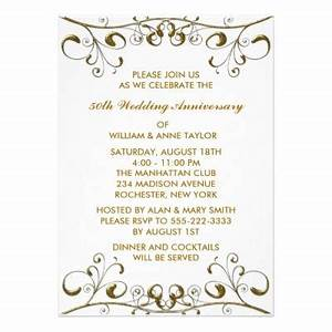 les 25 meilleures idees concernant invitations pour 50eme With 30th wedding anniversary invitations templates