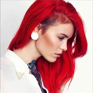 Acheter Coloration Rouge Framboise : la couleur de cheveux rouge quelle nuance choisir ~ Melissatoandfro.com Idées de Décoration