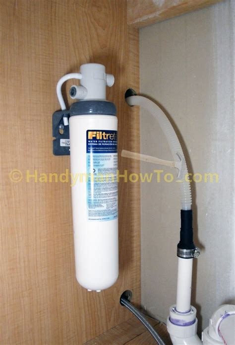 kitchen sink water filters inline water filter for kitchen faucet 6023