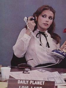 Margot Kidder as Lois Lane (via houseofsushi and Mudwerks ...