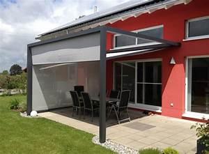 Terrassen Sonnenschutz Systeme : markisen schattenvielfalt ~ Markanthonyermac.com Haus und Dekorationen