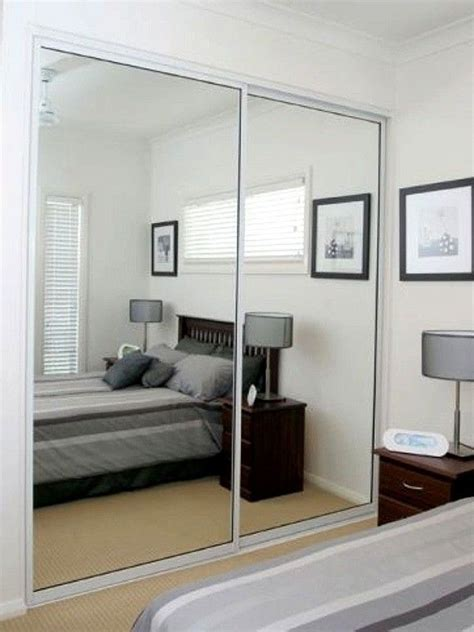 Big Wardrobe With Mirror by Pin On Portes