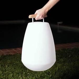 Lampe De Jardin : lampe de jardin halo la boutique desjoyaux ~ Teatrodelosmanantiales.com Idées de Décoration