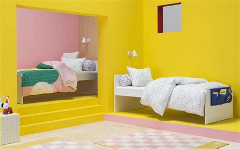 7 bright bedroom ideas to steal from ikea apartment therapy