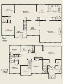Floor Plans For Homes Two Story Ideas by Two Story House Plans
