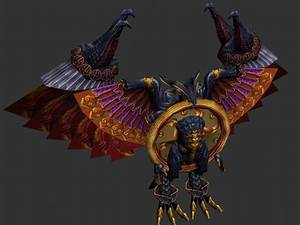Armored, Bird, Humanoid, 3d, Model, 3ds, Max, Files, Free, Download