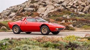 1974 Lancia Stratos Sells For A Sky-High $475,000 | Carscoops