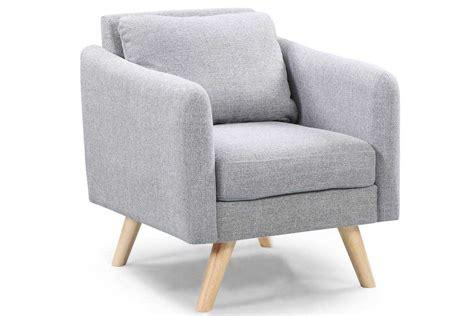 Longdon Modern Grey Fabric Upholstered Armchair Crazy