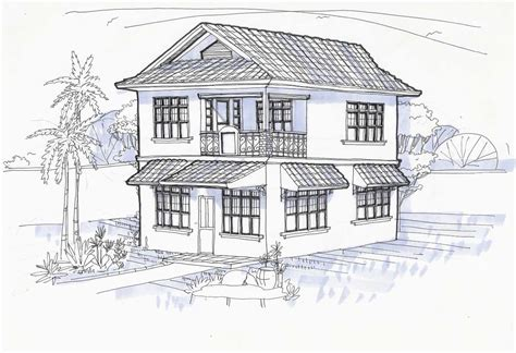 Home Design Drawing by Home Design Drawing House Plans 10860