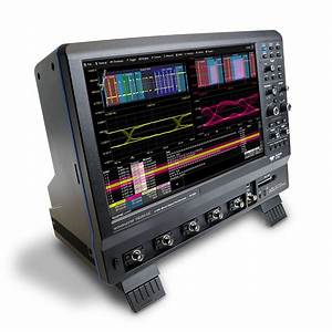Oscilloscopes Come With 15 4 U201d Display  Deep Toolbox