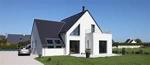 Réalisations de constructions de maisons individuelles et d'appartements dans la Manche