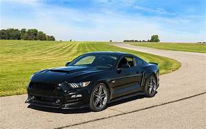 Roush Reveals Its First Take On The 2015 Ford Mustang
