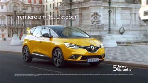 Renault Werbung Herbst 2016 Youtube
