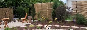 Schöner Sichtschutz Für Den Garten : bambussichtschutz neuheit z une sichtschutz garten bambus sichtschutzzaun ~ Sanjose-hotels-ca.com Haus und Dekorationen