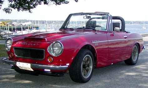 Datsun Roadster 2000 by Datsun 2000 Roadster Photos Reviews News Specs Buy Car