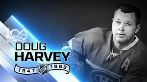 Doug Harvey led... Doug Harvey Quotes