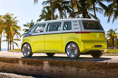 The New Volkswagen Bus Is Going To Be Awesome