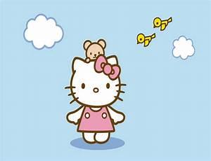 Hello Kitty iPad Wallpaper - WallpaperSafari