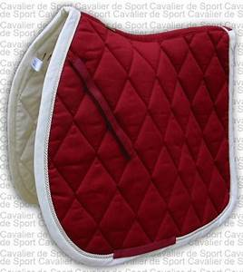 tapis de selle br event maple rouge grenat mixte With tapis d équitation rouge