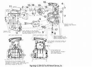 Troy Bilt 31ah8er6766 Arctic Storm 34  2016  Parts Diagram