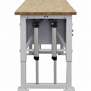 Tisch Höhenverstellbar Elektrisch : schwerlast tisch h henverstellbar dynamische ~ A.2002-acura-tl-radio.info Haus und Dekorationen