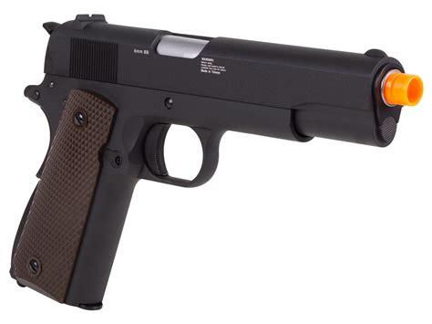 WE Full Metal 1911 Airsoft GBB Pistol. Airsoft gun ...