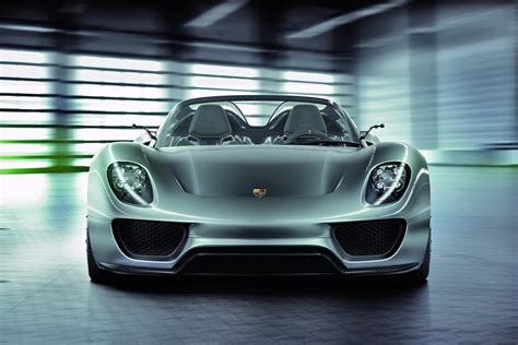 Porsche 918 Spyder Hybrid Supercar U.s. Price Announced