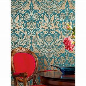 Graham & Brown Desire Wallpaper (£22) liked on Polyvore ...