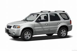2007 Ford Escape Models  Trims  Information  And Details