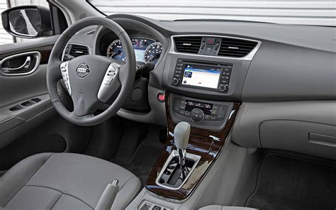 2014 nissan sentra interior 2014 nissan sentra review prices specs