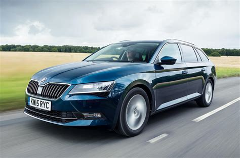 Nearly-new buying guide: Skoda Superb   Autocar