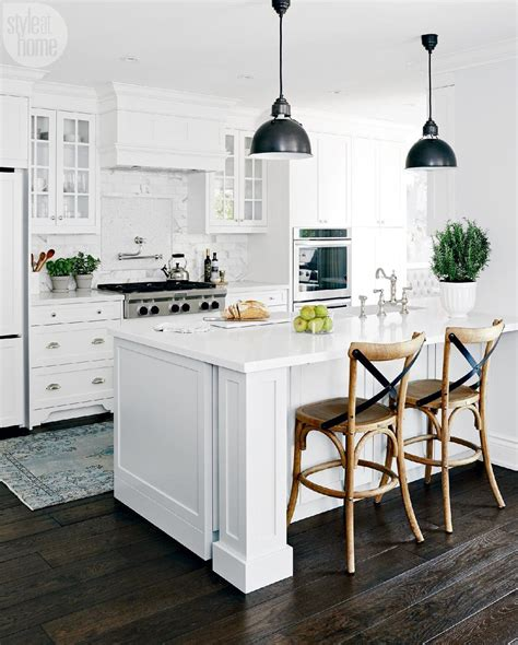 modern country kitchen a family s home is transformed into a modern 7616