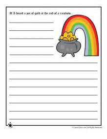 Story Starter Writing Worksheets