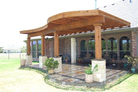 patio structures for shade radius edge shade structures custom patio designs forney tx