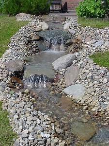 Wasserlauf Selber Bauen : wasserlauf im garten selbst bauen gartens max ~ Michelbontemps.com Haus und Dekorationen