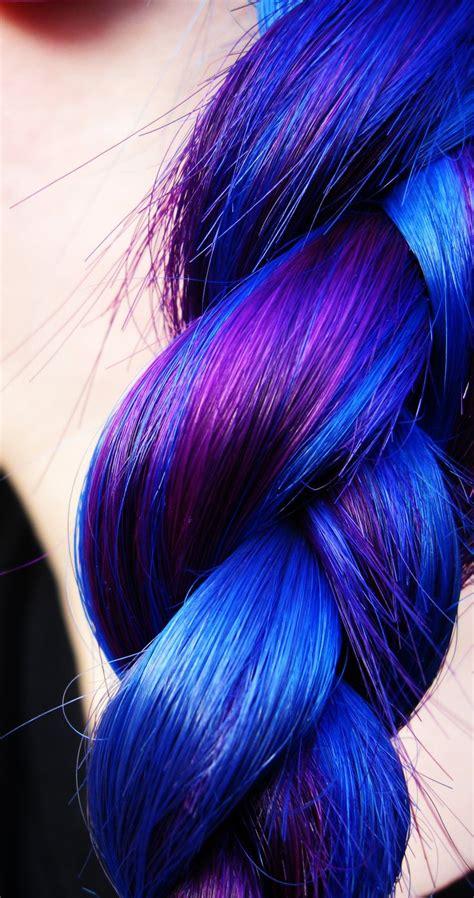 25 Best Ideas About Purple Braids On Pinterest Box
