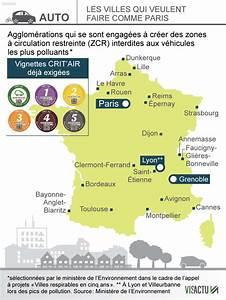 Plan Anti Pollution Paris : la vignette anti pollution bient t dans le sud ouest sud ~ Medecine-chirurgie-esthetiques.com Avis de Voitures