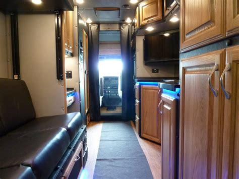 sleeper interior view what do luxury sleeper cabs for haul truck drivers