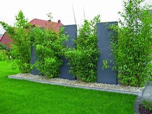 Marvelous idee de cloture de jardin 19 cl244tures de for Idee de cloture de jardin