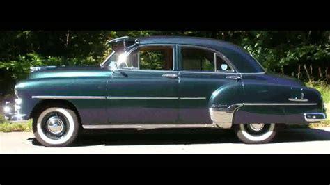 For Sale 1952 Chevrolet Styleline Deluxe In Wayne Nj 07470