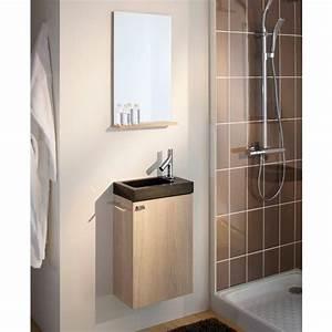 Wc avec lave main integre leroy merlin maison design for Salle de bain design avec lave main leroy merlin