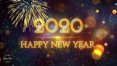 I like chopin 2020 (radio edit) gazebo. 60 second Countdown Happy New Year 2020 with Music and colourful of firework - YouTube