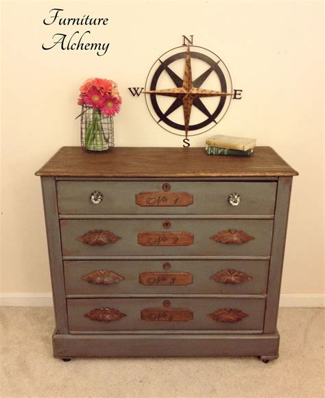 rustic painted furniture hometalk restoration hardware style dresser on a budget Rustic Painted Furniture