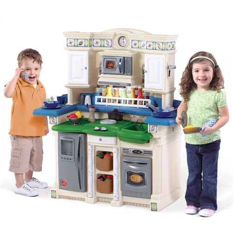 step 2 lifestyle kitchen step2 lifestyle partytime kitchen review ideal for your kid