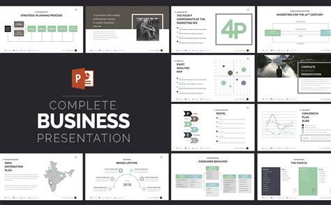 powerpoint vorlage  fuer business services