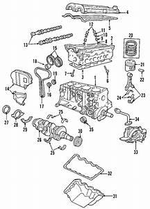 Ford Escape Engine Timing Belt Tensioner  Svt  Dohc