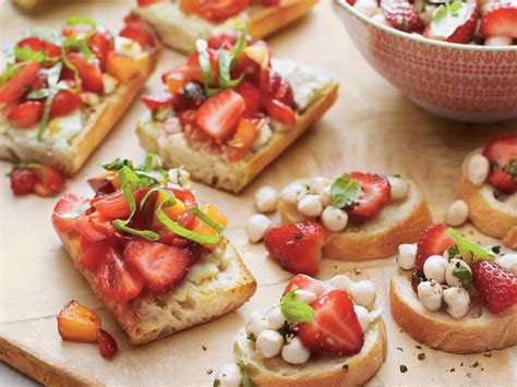 Easy Finger Food Recipes & Ideas For Parties Myrecipes