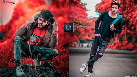 For iphones and android devices. Lightroom Red Tone Editing Preset    Mobile Editing ...